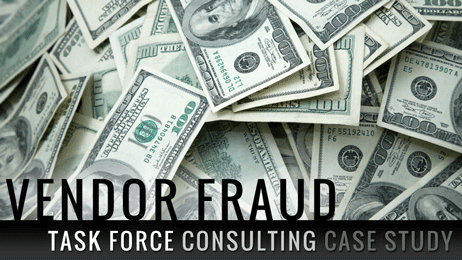 Vendor fraud investigator