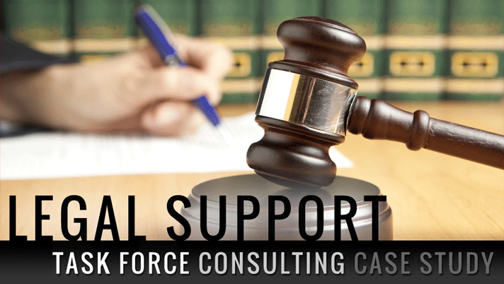 Legal support investigator